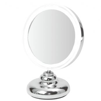 Clearview 5 Led Illuminated Makeup Vanity Table Top Mirror